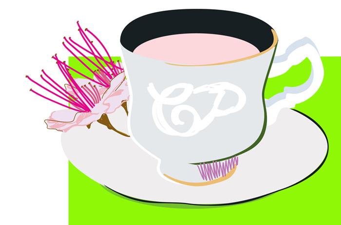 WordPress Theme - Pastel - for artist Cristiana Paloș