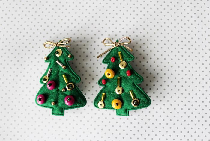 Alexandra Lavrente Christmas DIY