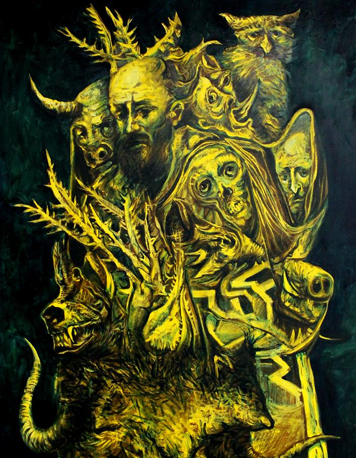 Laurențiu Midvichi - Noi, creaturile